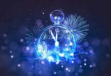 happy new year 2050 images